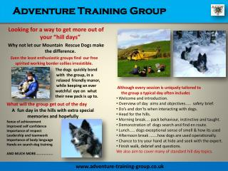 Adventure Training Group