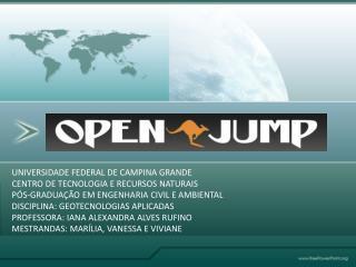 UNIVERSIDADE FEDERAL DE CAMPINA GRANDE CENTRO DE TECNOLOGIA E RECURSOS NATURAIS