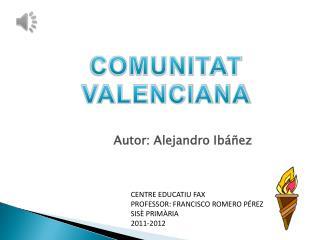 Autor: Alejandro Ibáñez