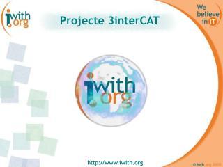 Projecte 3interCAT