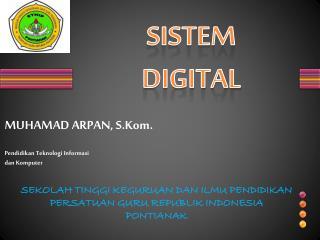 SISTEM  DIGITAL