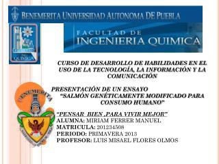 CURSO DE DESARROLLO DE HABILIDADES  EN EL USO DE LA TECNOLOGÍA, LA INFORMACIÓN Y LA COMUNICACIÓN