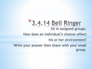 3.4.14  Bell Ringer