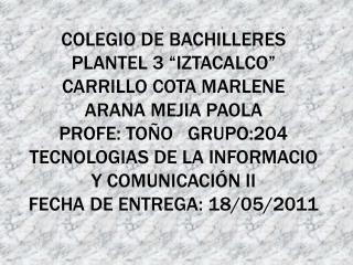 AREA DEL TRIANGULO A= B*H/2