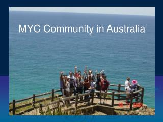 MYC Community in Australia