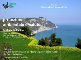 Progetto Health Adriatic Network Skills