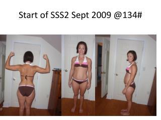 Start of SSS2 Sept 2009 @134#