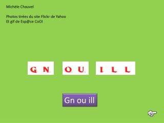 Gn  ou  ill