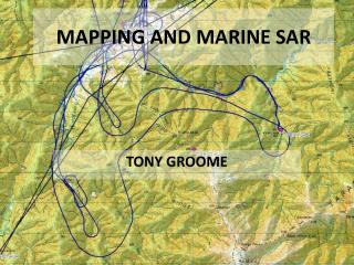 MAPPING AND MARINE SAR