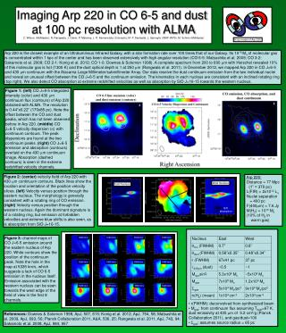 Imaging Arp 220 in CO 6-5 and dust  at 100 pc resolution with ALMA
