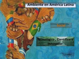 Ambiente en América Latina
