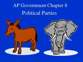 AP Government Chapter 8