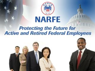NARFE Was Founded in 1921