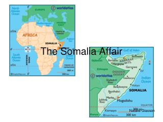 The Somalia Affair