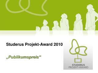 Studerus Projekt-Award 2010