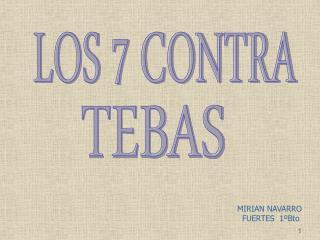 LOS 7 CONTRA