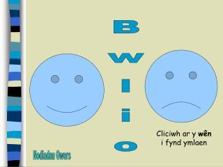 Bwlio