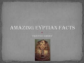 AMAZING EYPTIAN FACTS