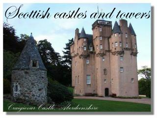 Scottish castles and towers