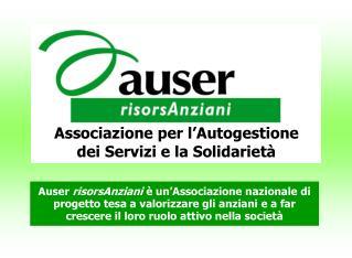 Associazione per l'Autogestione  dei Servizi e la Solidarietà
