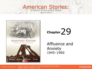 Affluence and Anxiety 1945�1960