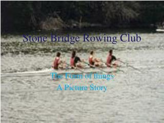 Stone Bridge Rowing Club