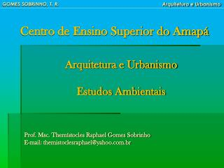 Centro de Ensino Superior do Amapá