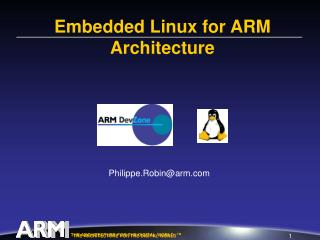 Embedded Linux for ARM Architecture