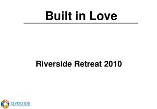 Built in Love