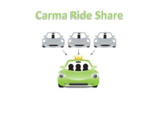 Carma  Ride Share
