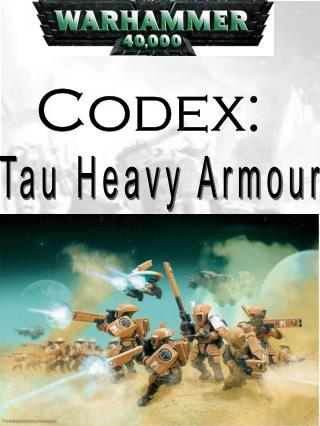 Codex: