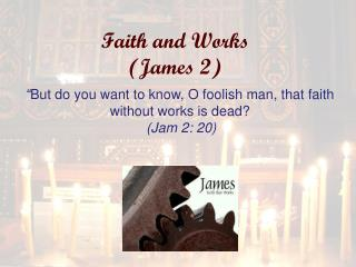 Faith and Works (James 2)