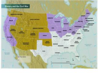 Civil War Battles  page 1