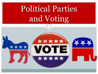 Political Parties  and Voting