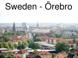 Sweden - Örebro