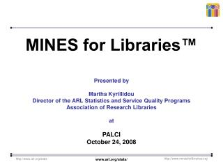 MINES for Libraries™