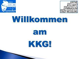 Willkommen am KKG!