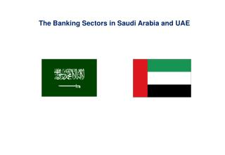 The Banking Sectors in Saudi Arabia and UAE