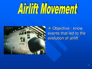 Airlift Movement