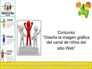"""Concurso """"Diseña la imagen gráfica del canal de niños del sitio Web"""""""