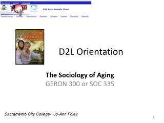 D2L Orientation