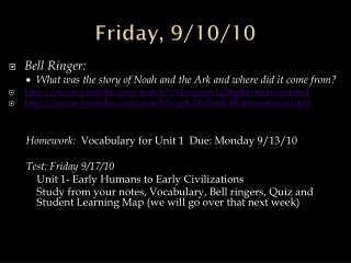 Friday, 9/10/10