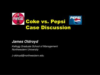 Coke Vs Pepsi Ppt - Www imagez co