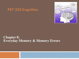 PSY 323:Cognition