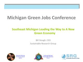 Michigan Green Jobs Conference
