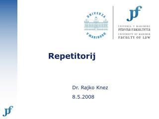Repetitorij