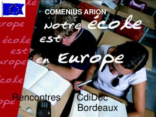 COMENIUS ARION