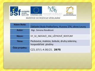 Datum vytvoření  : 18.02.2012