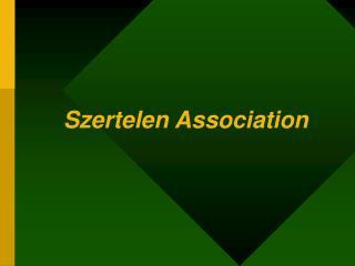 Szertelen Association