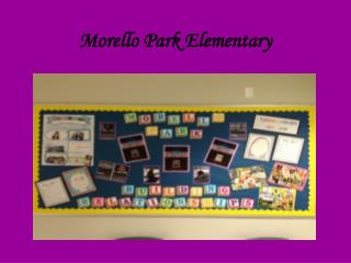 Morello Park Elementary
